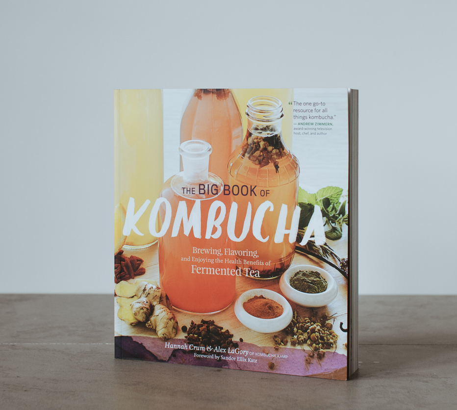 BOK, The Big Book of Kombucha