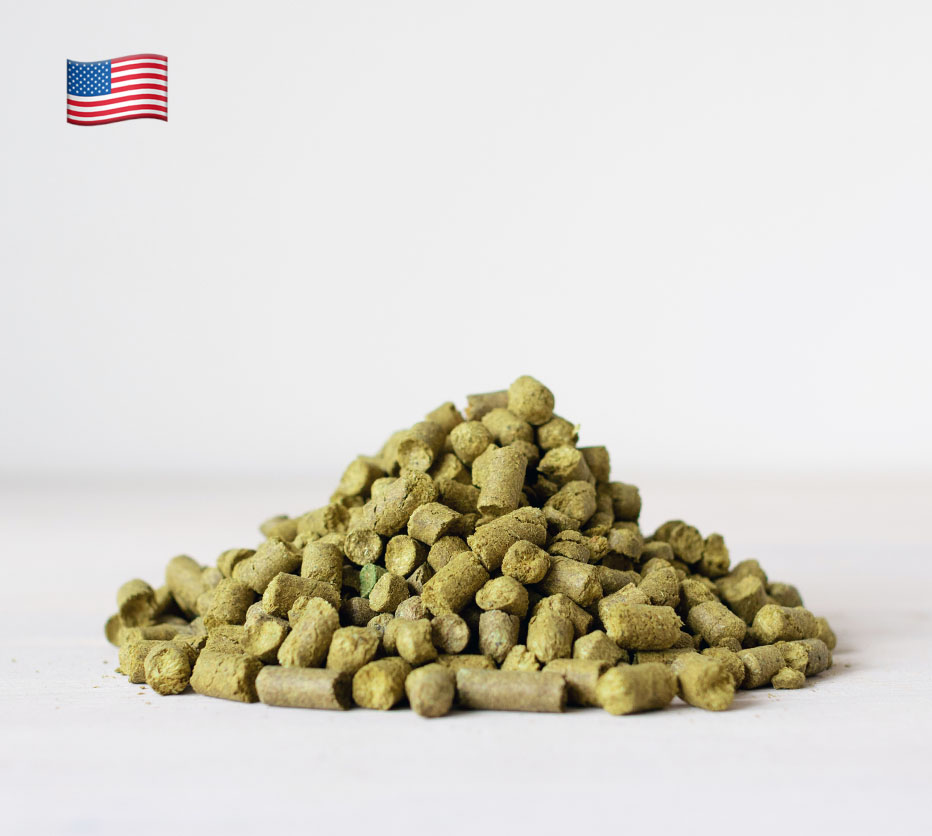 Humle, Willamette pellets, USA 2019, 100 g